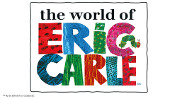 The World of Eric Carle logo