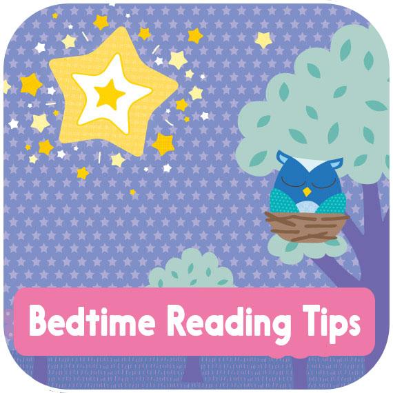 bedtime Reading Tips