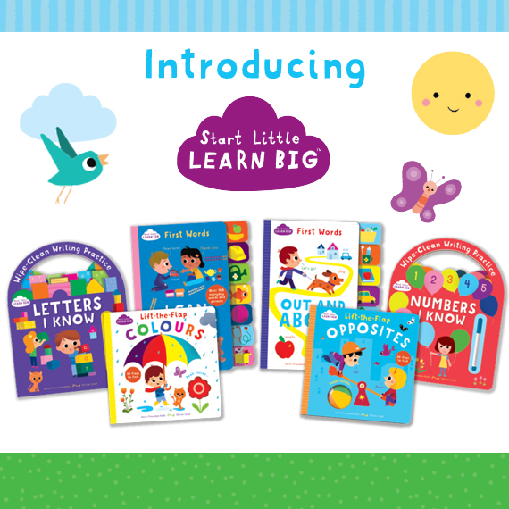 Introducing Start Little Learn Big